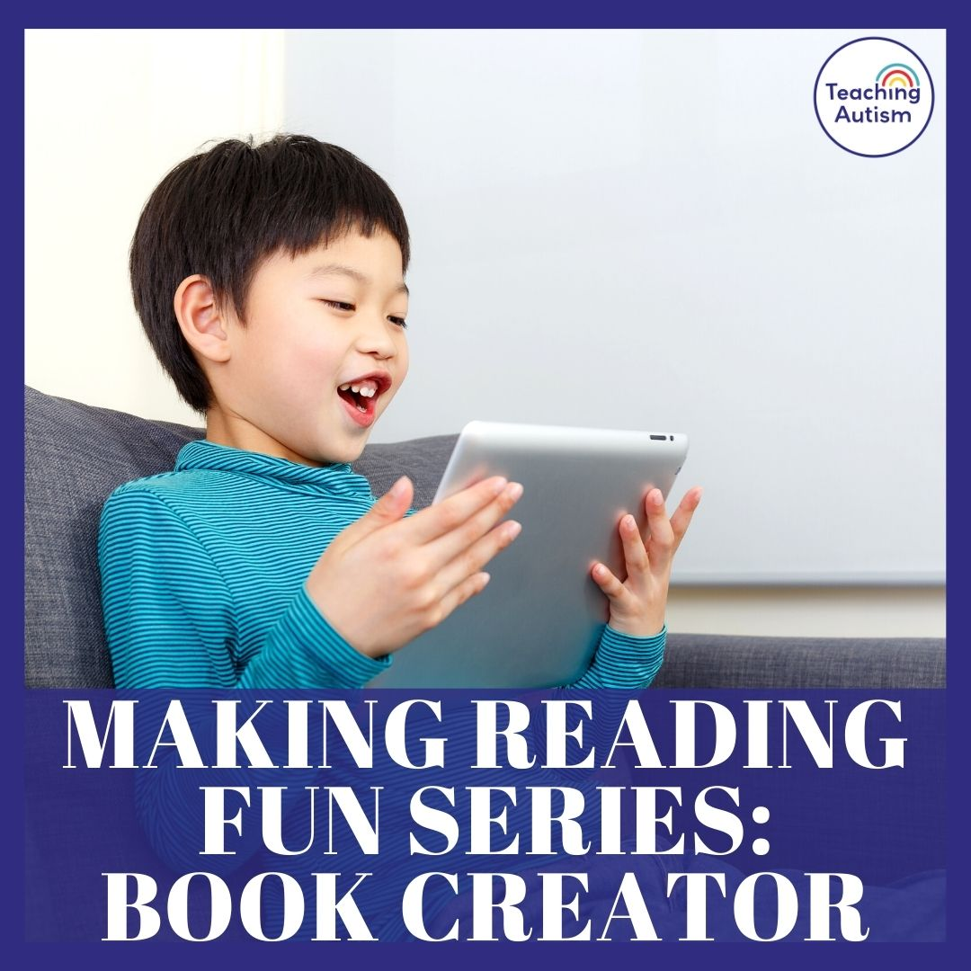 Book Creator App: Making Reading Fun Series